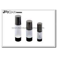 Wholesale Professional White Head Cap Empty Cosmetic Bottles Material ABS from china suppliers