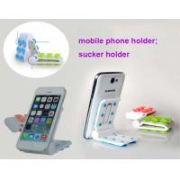 Wholesale Cell phone holder with suction cup,car mobile holder, sucker holder from china suppliers