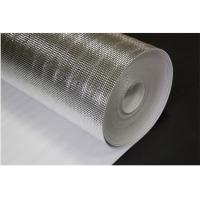 Wholesale EPE Grid Aluminum Foil Film / Aluminum Foil Sheets 1027kPa Tensile Strength from china suppliers