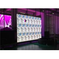 Wholesale 4mm Indoor LED Advertising Screen HD LED Video Wall Display Sign For Restaurants from china suppliers