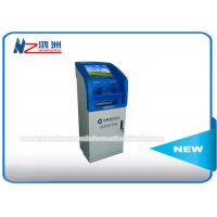 Wholesale Free Standing Metal Case Interactive Touch Screen Kiosk For Dispensing Cards from china suppliers