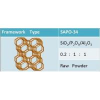 Wholesale SAPO-34 Zeolite , SAPO-34 Catalyst For Auto Exhaust Purification from china suppliers