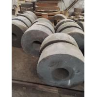 Quality Steam Turbine Carbon Steel Forging Roll Forging Used In Heavy Machinery Max Weight 20 Tons Dia 300 - 1300 mm for sale