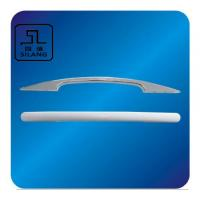 Quality External ABS Cabinet Freezer Door Handle Hardware with Lock 88 420mm for sale