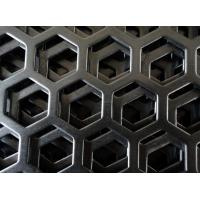 Wholesale Customize mirror finish honeycomb perforated stainless steel sheets with  1219mm width from china suppliers