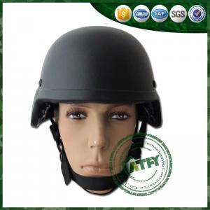 Wholesale Kevlar MICH 2000 Kevlar Ballistic Helmet NIJ IIIA & .44 For Sale from china suppliers