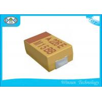 Wholesale Large Size Solid Tantalum Chip Capacitors 33μF - 1500μF Case E For Electronic Products from china suppliers