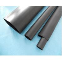 Wholesale Black Thin Wall Custom Silicone Tubing Wire Heat Shrink Sleeving For Providing Protection from china suppliers