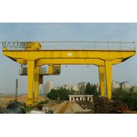 Wholesale Portal Crane Double Beam Gantry Crane Truss Type 5 - 500T Lifting Capacity from china suppliers