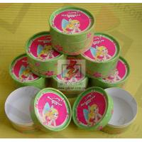 Wholesale Airtight Paper Cans Packaging Round Cardboard Boxes With Lids from china suppliers