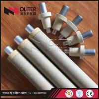 Wholesale High accurace PtRh WRe disposable/ immersional thermocouple from china suppliers