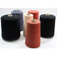 Wholesale Raw White 32s / 2 Acrylic Wool Knitting Yarn 50 / 50 For Knitting Scarf from china suppliers