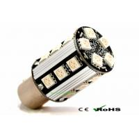 Wholesale new CANBUS Error Free 20 SMD 1156 5050 SMD LED Chips Amber Orange Light Bulbs from china suppliers