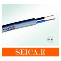 Buy cheap 2 Core Fire Resistant Electrical Cable with Non Flexible Round PVC Outer Sheath from wholesalers