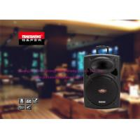 Wholesale 15 PA Speakers Bluetooth Portable Sound System Battery Powered from china suppliers