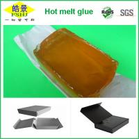 Wholesale Eva Non Toxic Hot Melt Pressure Sensitive Adhesive , High Temperature Psa Glue from china suppliers