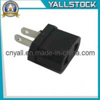 Wholesale Travel Charger Adapter Plug Euro to US -CP010 from china suppliers