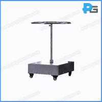 Wholesale IEC60529 IPX3 IPX4 waterproof test rig with R1000 oscillating tube double pillar structure made by stainles steel from china suppliers