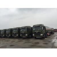 Wholesale Oil Transport Vehicle Fuel Oil Delivery Truck  Mobile Station 25 - 30 CBM Euro 2 from china suppliers
