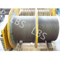 Wholesale Custom Made Heavy Windlass Hoist Hydraulic Hoist Winch Steel Wire Rope from china suppliers
