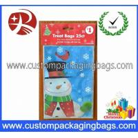 Wholesale Plastic Christmas Candy Treat Bags Printed Recycled With HDPE Raw Material from china suppliers