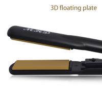 Quality MHD-084 Wide Plate ceramic tourmaline temperature control hair straightener for sale