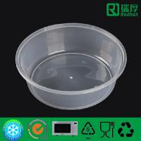 Buy cheap Environmentally Friendly & Stackable Disposable Food Container 2500ml from wholesalers