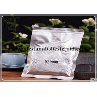 Wholesale Sarms Stenabolic Muscle Growth Powder Sr9009 Human Growth Peptides from china suppliers