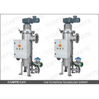 Wholesale cooling water Automatic Self Cleaning Filter with CE certificate from china suppliers