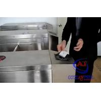 Wholesale Flexible Fast Pass Speed For RFID Card / wristband Control Sytem With Automatic Barrier Turnstile from china suppliers