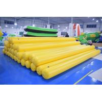 Wholesale 4m Long Inflatable Swim Buoy For Pool / Inflatable Tube With Anchor Ring from china suppliers