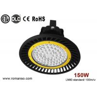 Wholesale 150 DEG High power sport UFO Led High Bay , highbay led lights Ra >80 from china suppliers