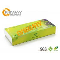 Wholesale Tea Colorful Printed Packaging Boxes / Colored Cardboard Boxes from china suppliers