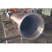 Wholesale Thick Wall Horizontal Centrifugal Casting Pipe / High Pressure Boiler Tube  Hardness 240 - 280 HB OD 1000MM from china suppliers