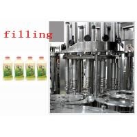 Wholesale 500ml Plastic Bottle Tea Hot Filling Machine High Level 2450 * 1800 * 2200mm from china suppliers