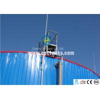 Wholesale Durable Waste Water Storage Tank With 0.25 mm ~ 0.40 mm Coating thick , ART 310 Steel grade from china suppliers