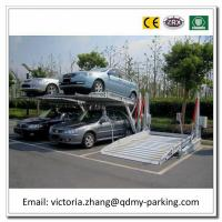 Wholesale Double Car Stack Parking System Portable Car Parking Lifts Vertical 2 Post Car Stackers from china suppliers
