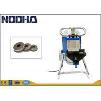 Wholesale Non Oxidation Cold Pipe Cutting Machine , Pipe Beveling Tool With CE / ISO from china suppliers