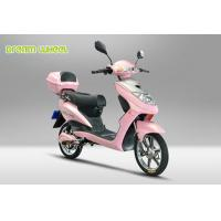 "Wholesale Pink 16"" 2 Wheel Pedal Assist Electric Bike , Electric Motor Assisted Bicycle For Girls from china suppliers"