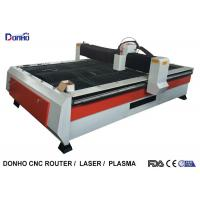 Wholesale Heavy Duty Structure CNC Plasma Cutting Machine With Chuangwei Stepper Motor from china suppliers