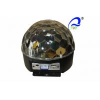 Wholesale VS-26 MP3 Disco Christmas Effect Light LED 3*3W RGB Magic Ball With Bluetoooth from china suppliers