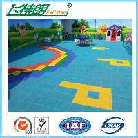 Wholesale Polypropylene Playground Rubber Mats Outdoor Interlocking Sports Flooring from china suppliers