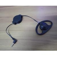 Wholesale A single-sided earphone single ear headphone with retractable cable from china suppliers