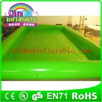 Wholesale PVC inflatable adult swimming pool large inflatable pool large inflatable swimming pool from china suppliers