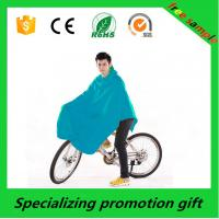 Wholesale Colored Reusable PVC Polyester Raincoat For Motorcycle Riders from china suppliers