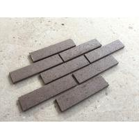 Wholesale Exterior Thin Brick Veneer Wall Decoration Face Brick Veneer M36423 With Extruded from china suppliers