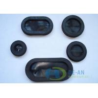 Wholesale Black Automobile Rubber Parts for Truck , EPDM / PVC / Silicone from china suppliers
