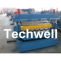 Wholesale Double Deck Roll Forming Machine, Double Layer Forming Machine from china suppliers