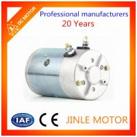 Buy cheap ZD2420 2.2KW 2700RPM Hydraulic Dc Motor IP54 Stable Efficiency from wholesalers