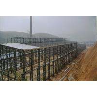 Wholesale Warehouse Structural Steel Engineering , Pre Engineering Steel Structure Fabrication Drawing from china suppliers